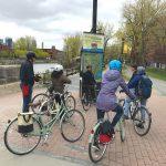 Montréal à vélo