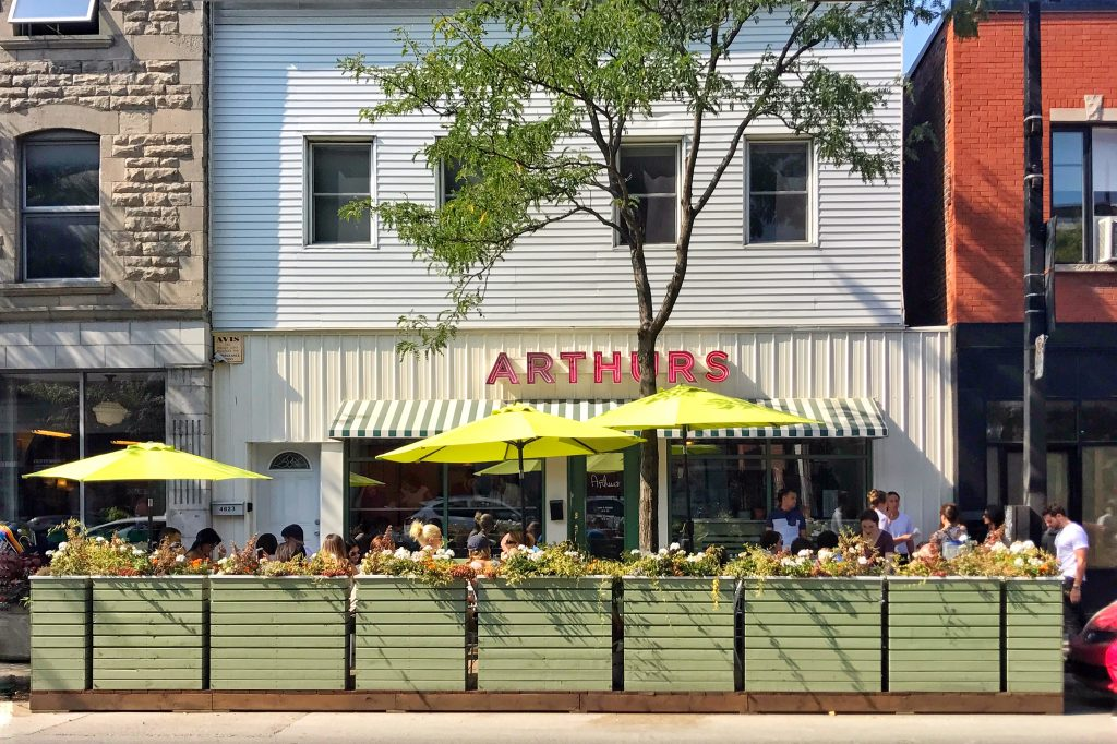 arthurs nosh bar